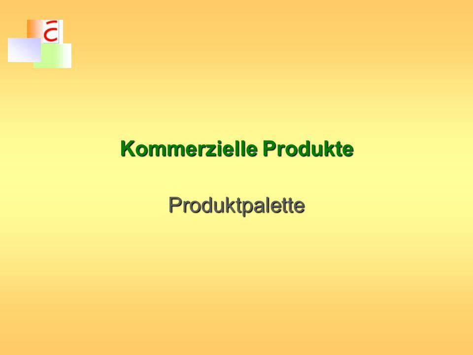 Kommerzielle Produkte