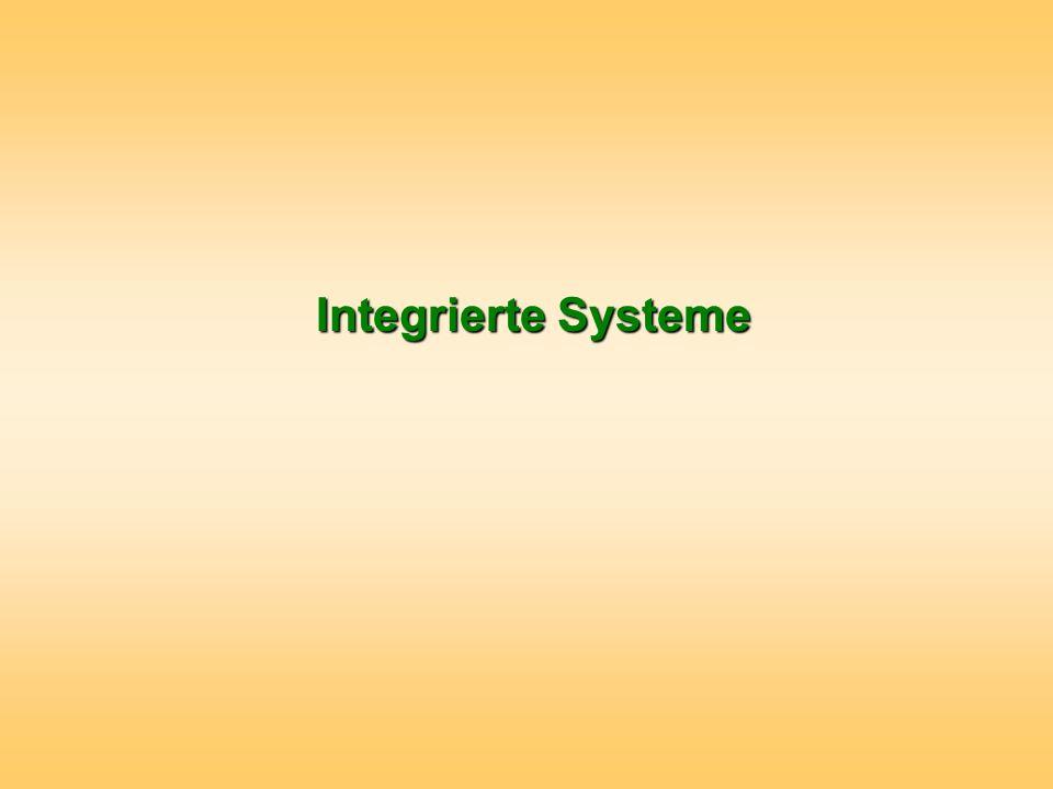 Integrierte Systeme