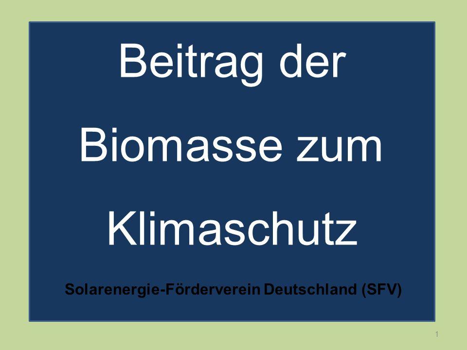 Solarenergie-Förderverein Deutschland (SFV)