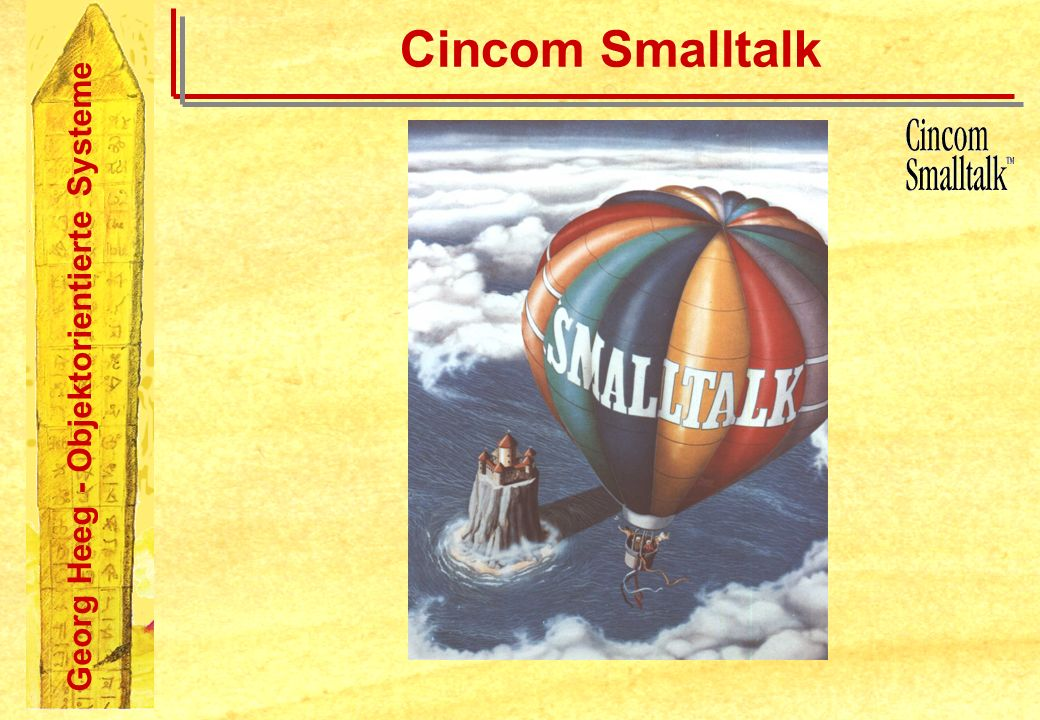 Cincom Smalltalk