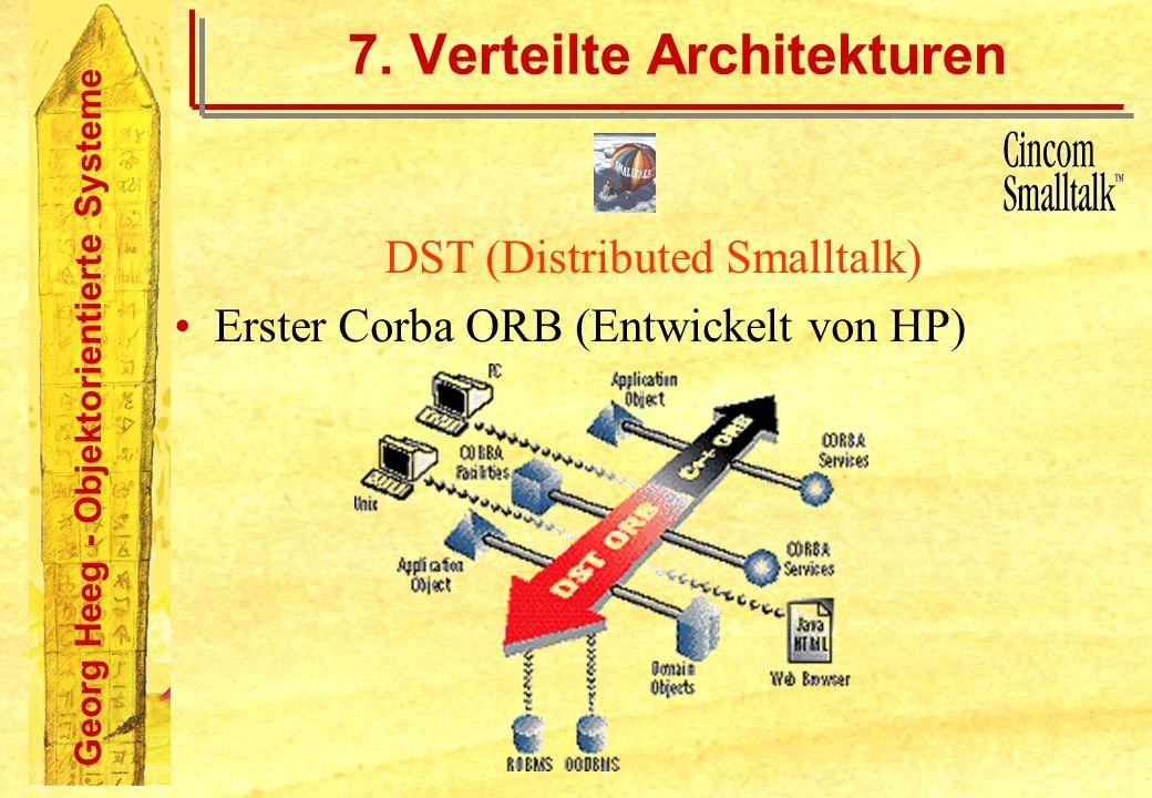 7. Verteilte Architekturen