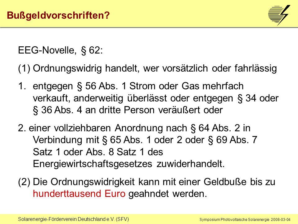 (1) Ordnungswidrig handelt, wer vorsätzlich oder fahrlässig