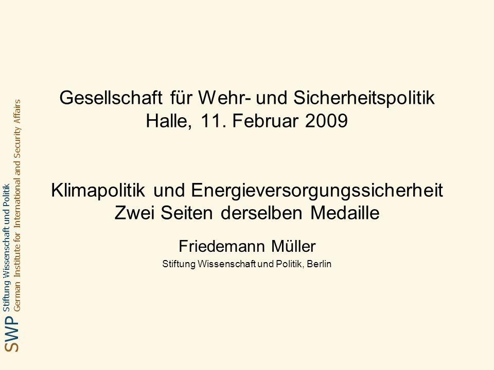 Friedemann Müller Stiftung Wissenschaft und Politik, Berlin