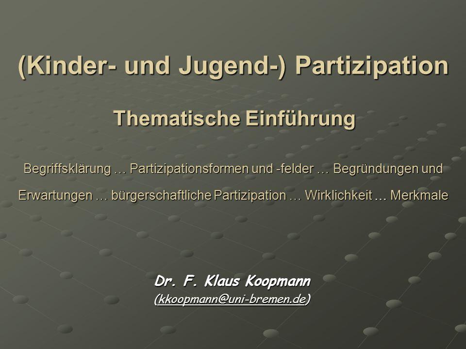 Dr. F. Klaus Koopmann (kkoopmann@uni-bremen.de)
