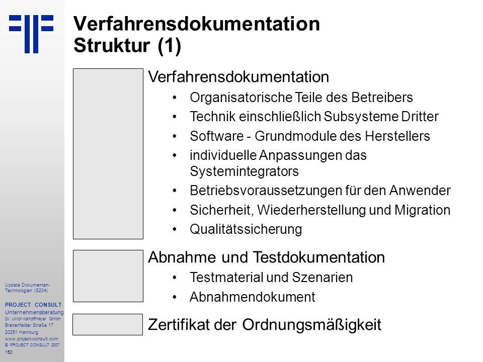 Verfahrensdokumentation Struktur (1)
