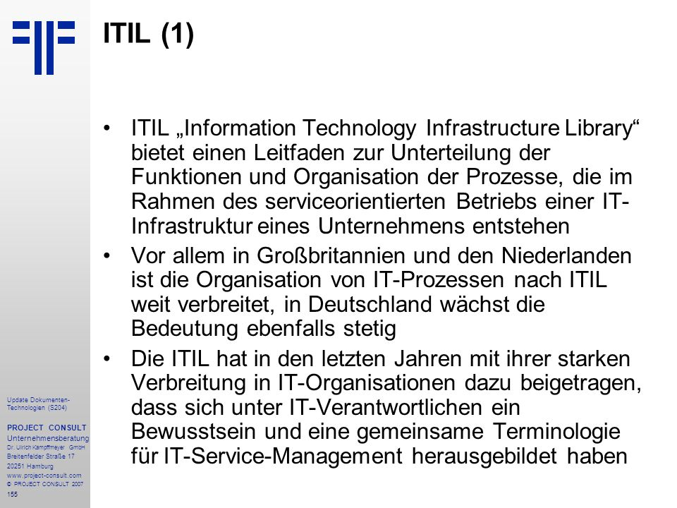 ITIL (1)