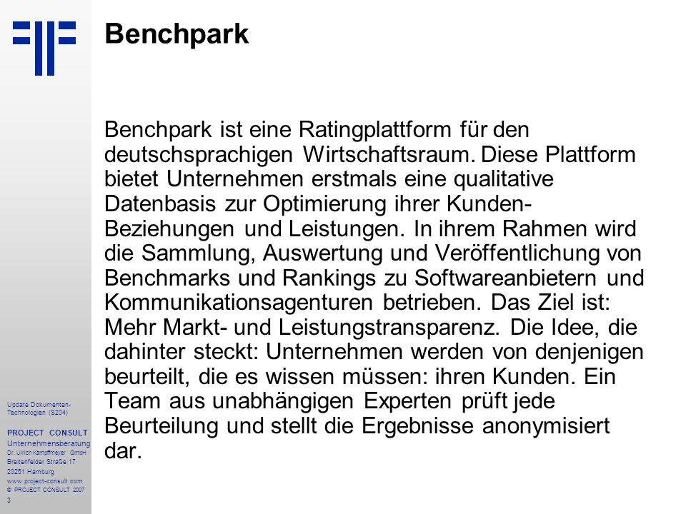 Benchpark