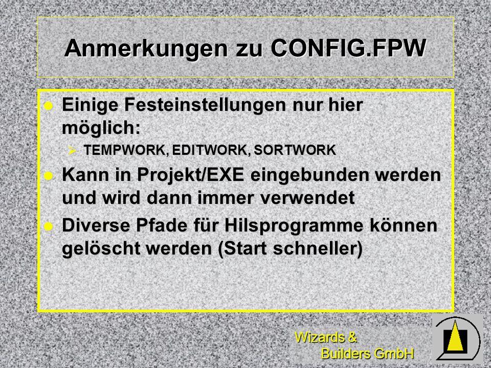Anmerkungen zu CONFIG.FPW