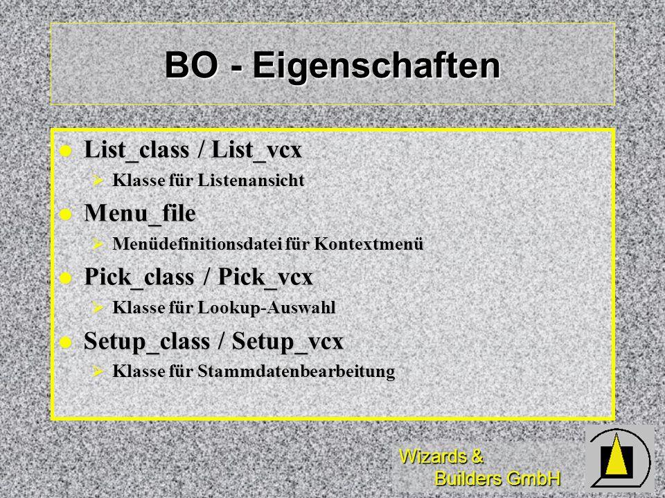 BO - Eigenschaften List_class / List_vcx Menu_file