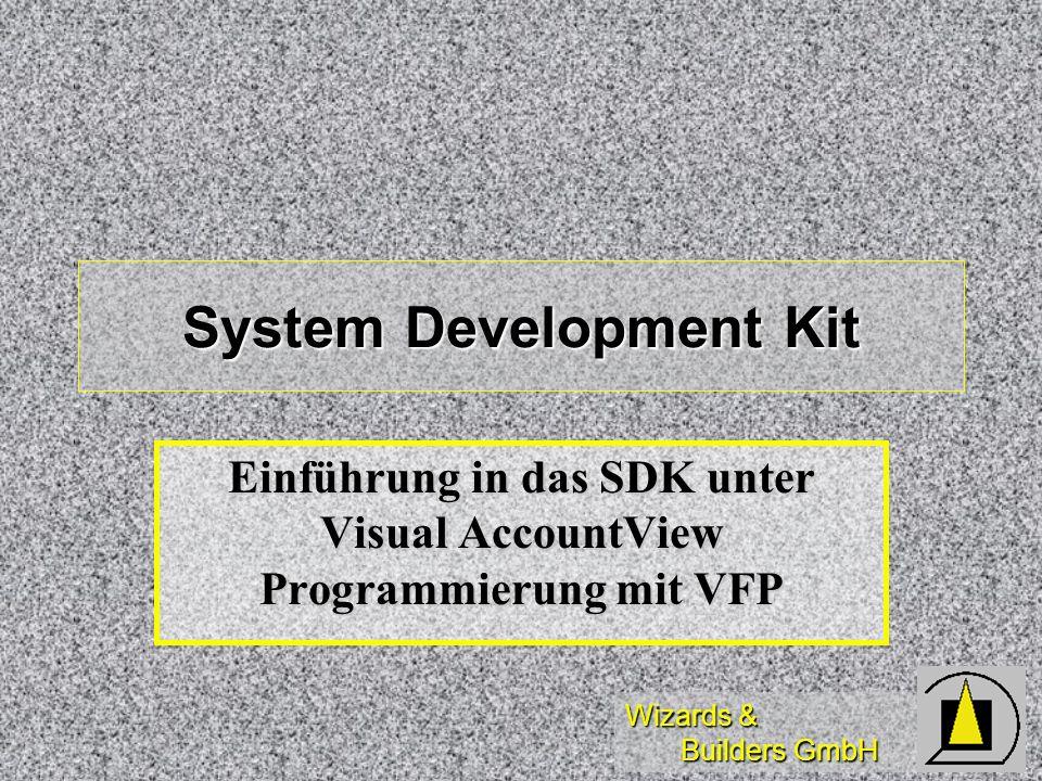 System Development Kit