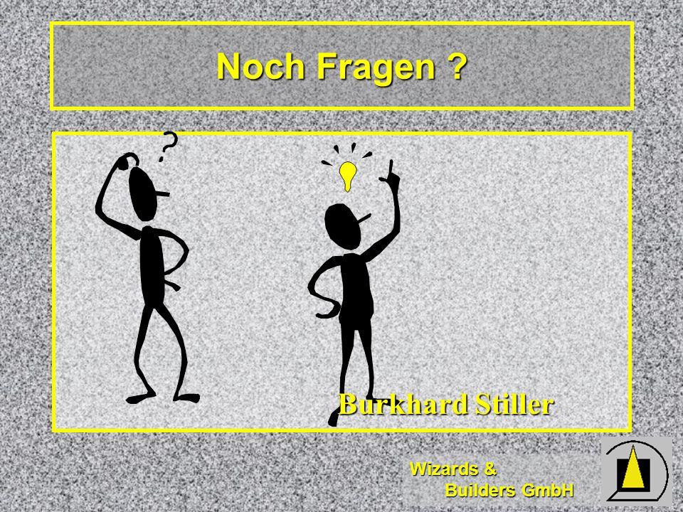 Noch Fragen Burkhard Stiller