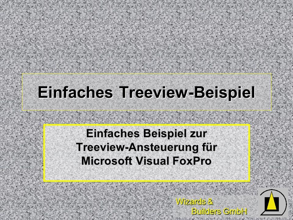 Einfaches Treeview-Beispiel