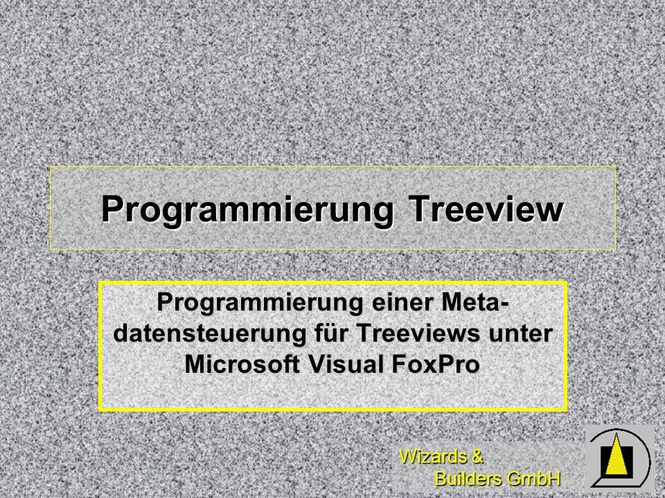 Programmierung Treeview
