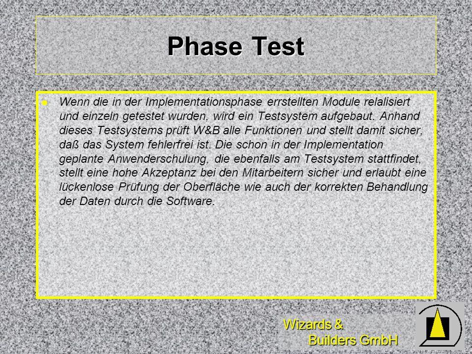 Phase Test