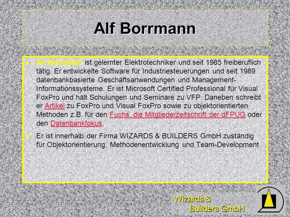 Alf Borrmann
