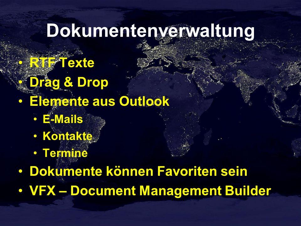 Dokumentenverwaltung