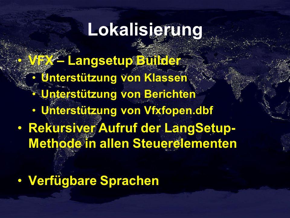 Lokalisierung VFX – Langsetup Builder