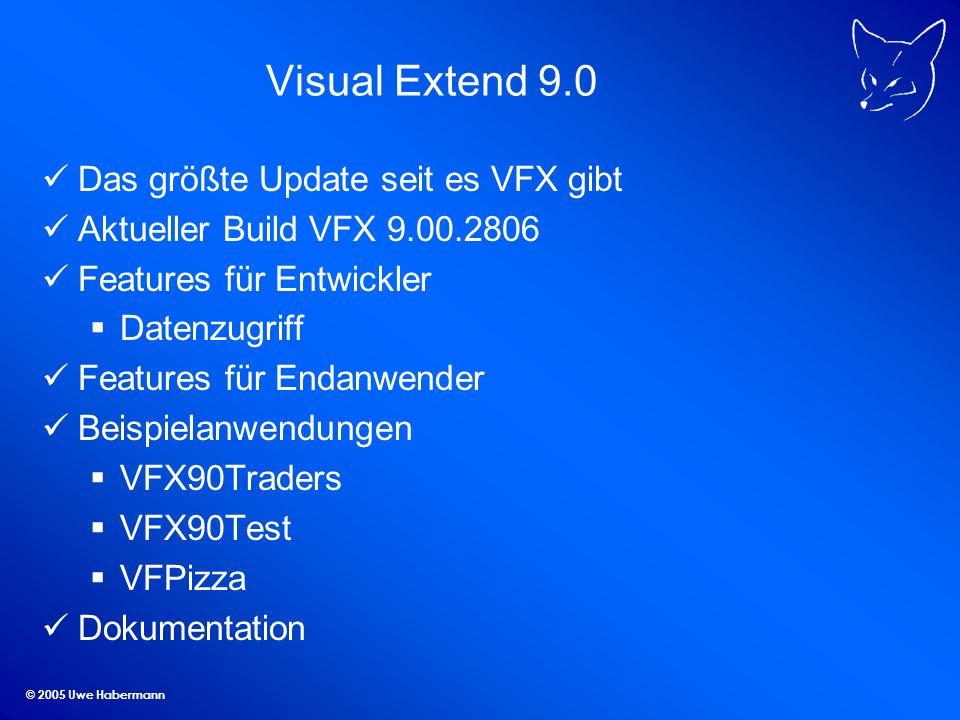 Visual Extend 9.0 Das größte Update seit es VFX gibt