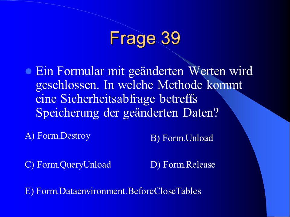 Frage 39