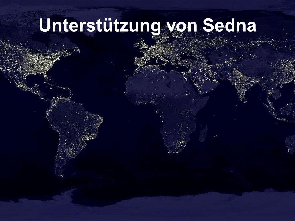Unterstützung von Sedna