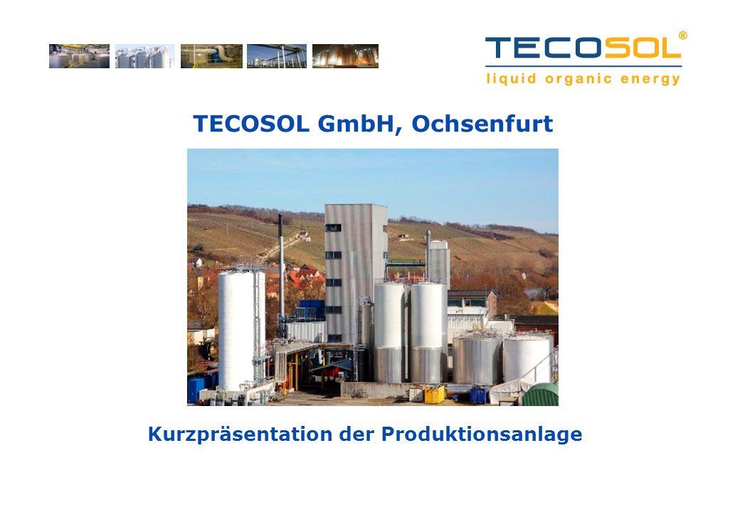 TECOSOL GmbH, Ochsenfurt