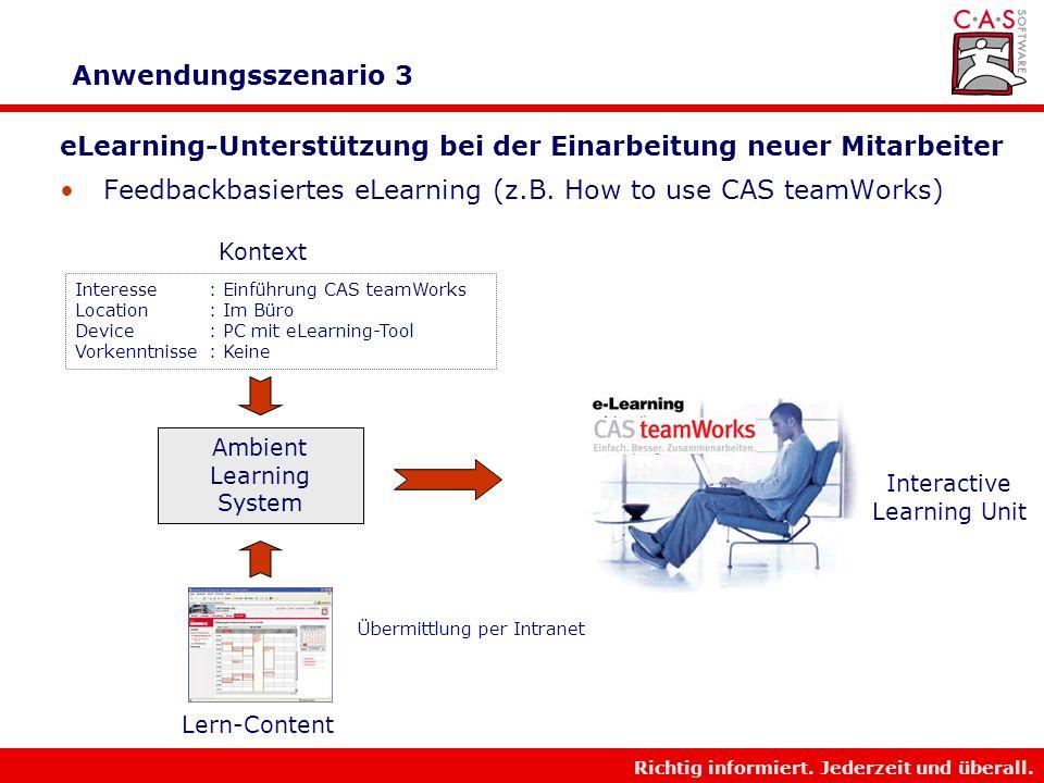 eLearning-Unterstützung bei der Einarbeitung neuer Mitarbeiter