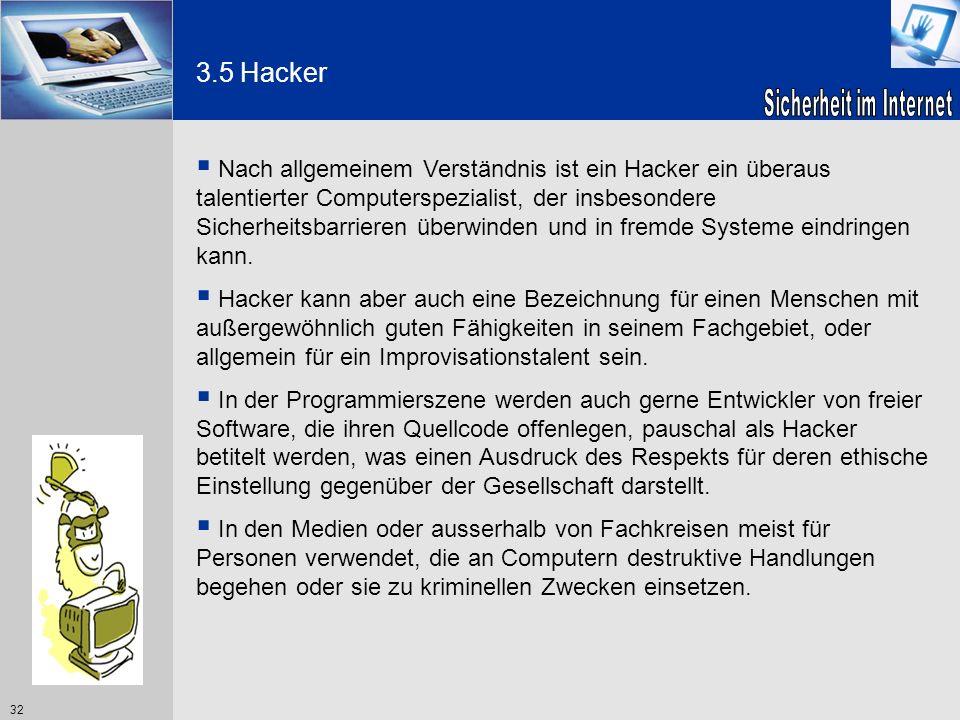3.5 Hacker