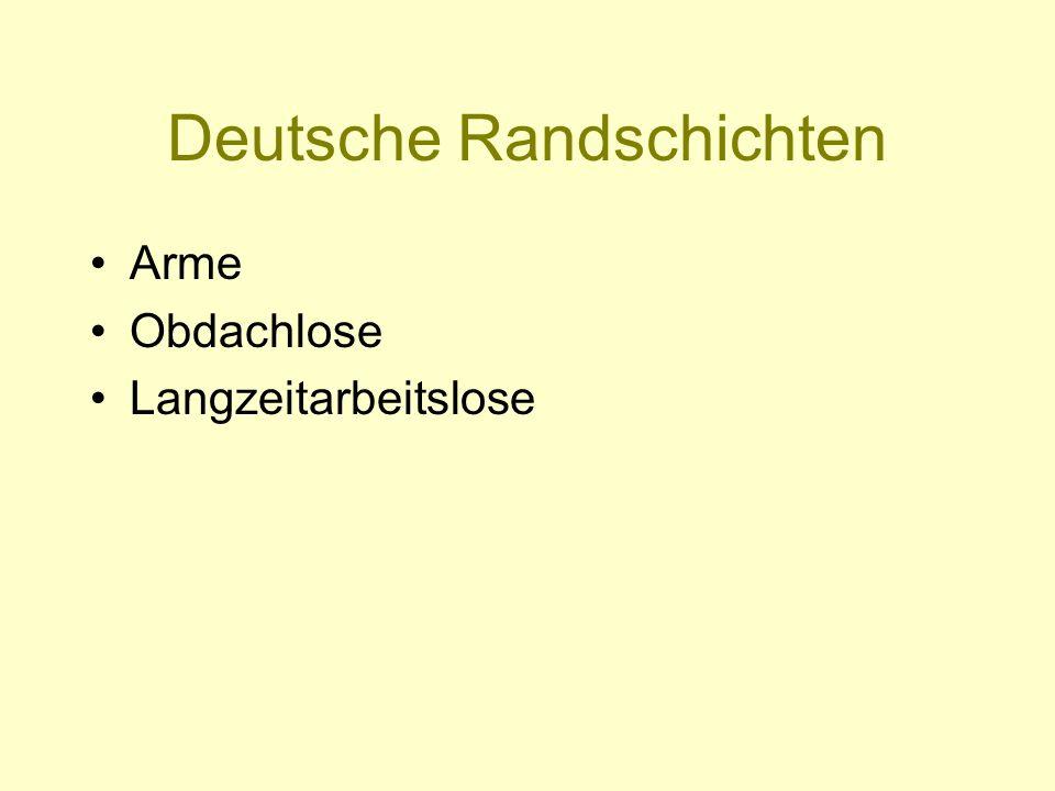 Deutsche Randschichten