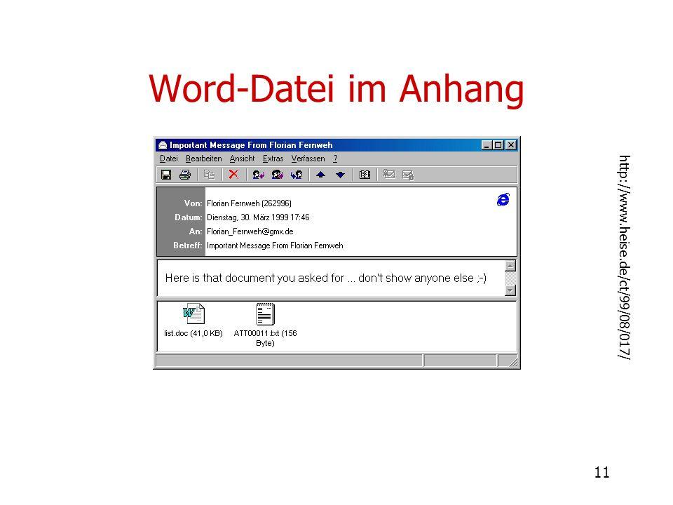 Word-Datei im Anhang http://www.heise.de/ct/99/08/017/