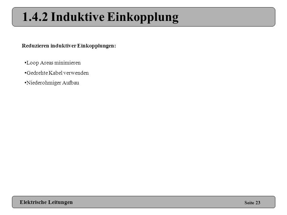 1.4.2 Induktive Einkopplung