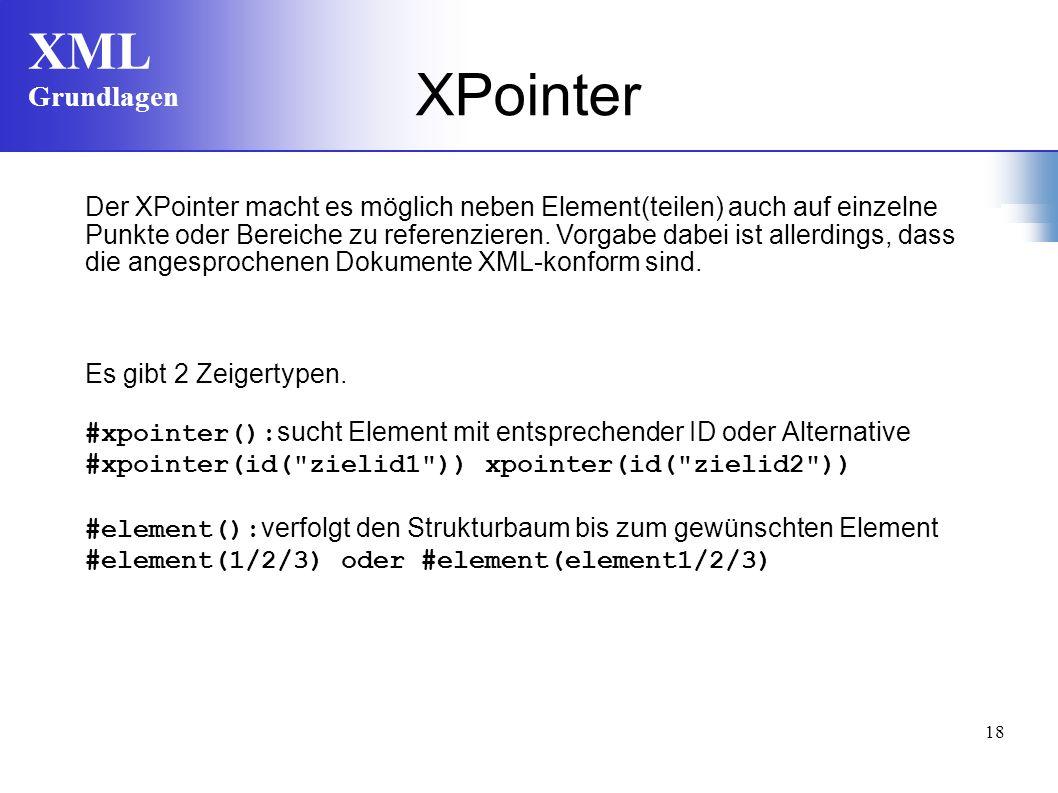XPointer