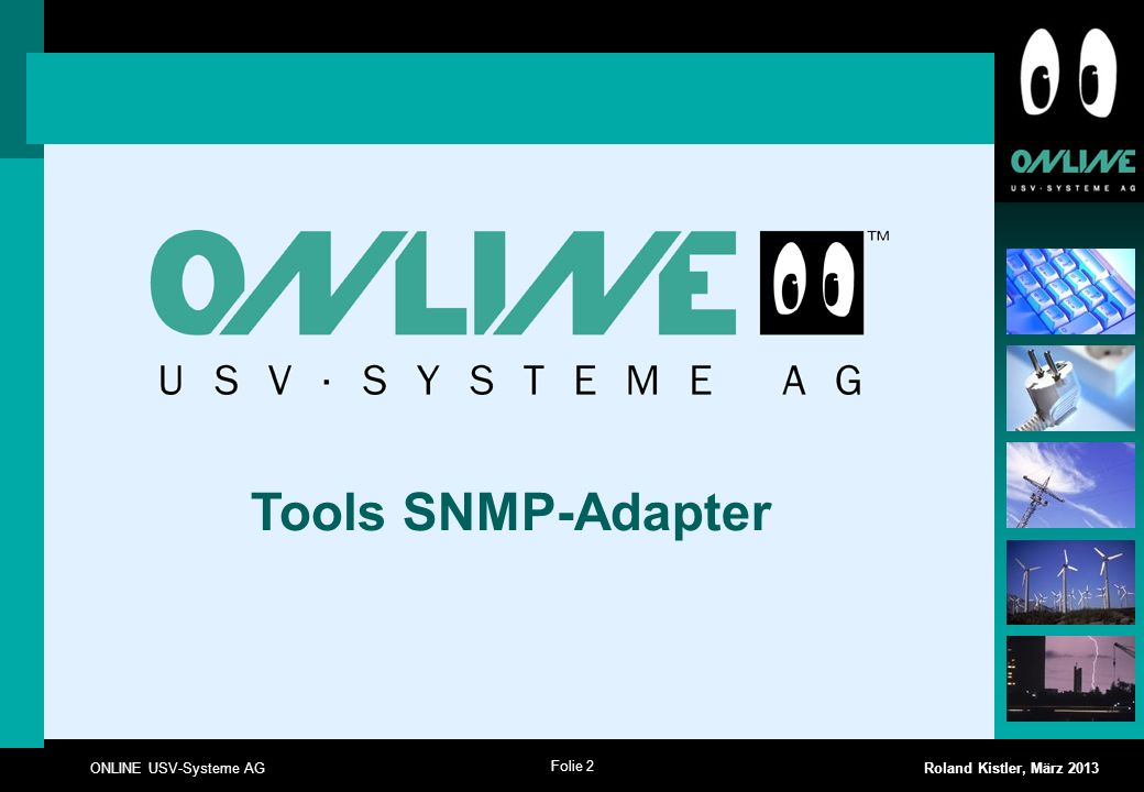 Tools SNMP-Adapter