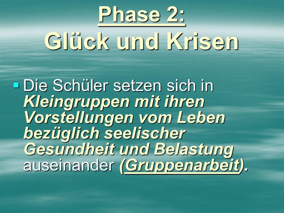 Phase 2: Glück und Krisen