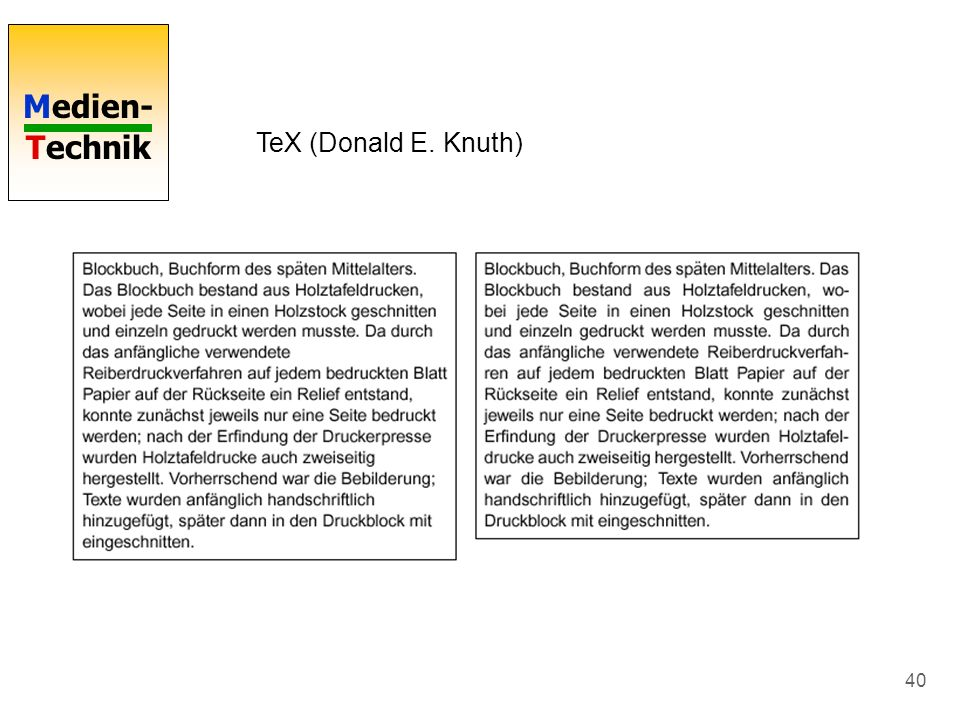 TeX (Donald E. Knuth)