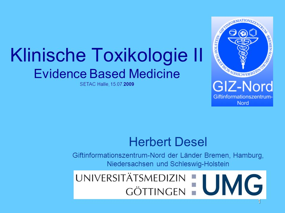 Universitätsmedizin Göttingen - Georg-August-Universität