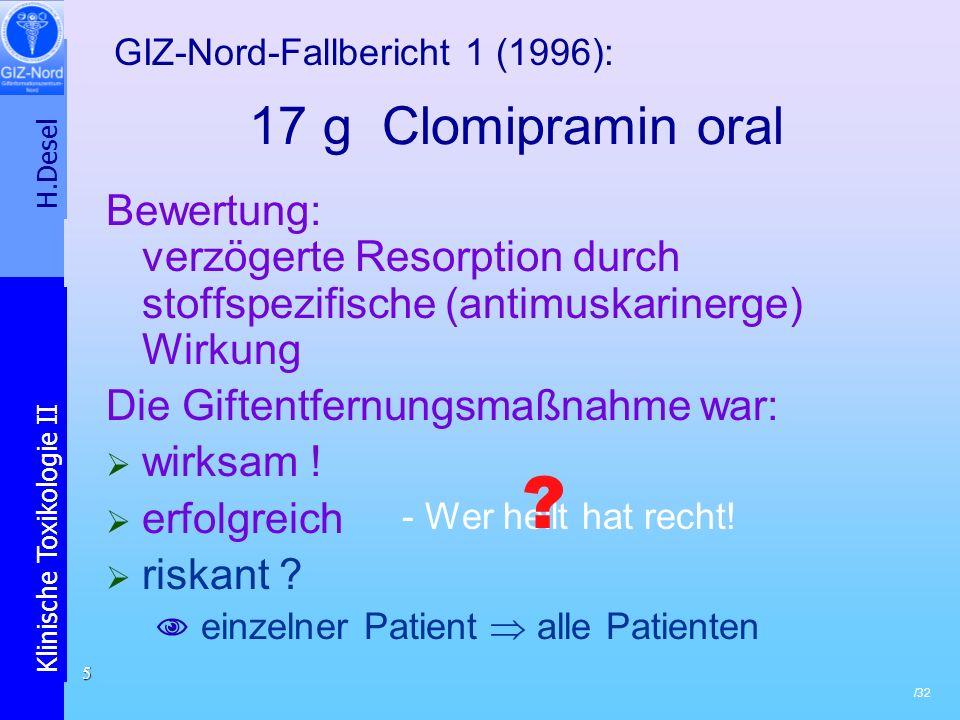GIZ-Nord-Fallbericht 1 (1996):