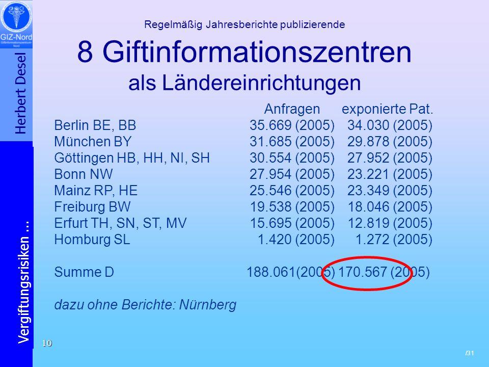 Anfragen exponierte Pat. Berlin BE, BB 35.669 (2005) 34.030 (2005)