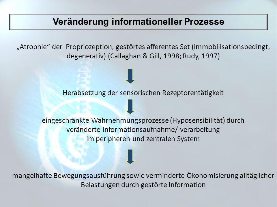 Veränderung informationeller Prozesse