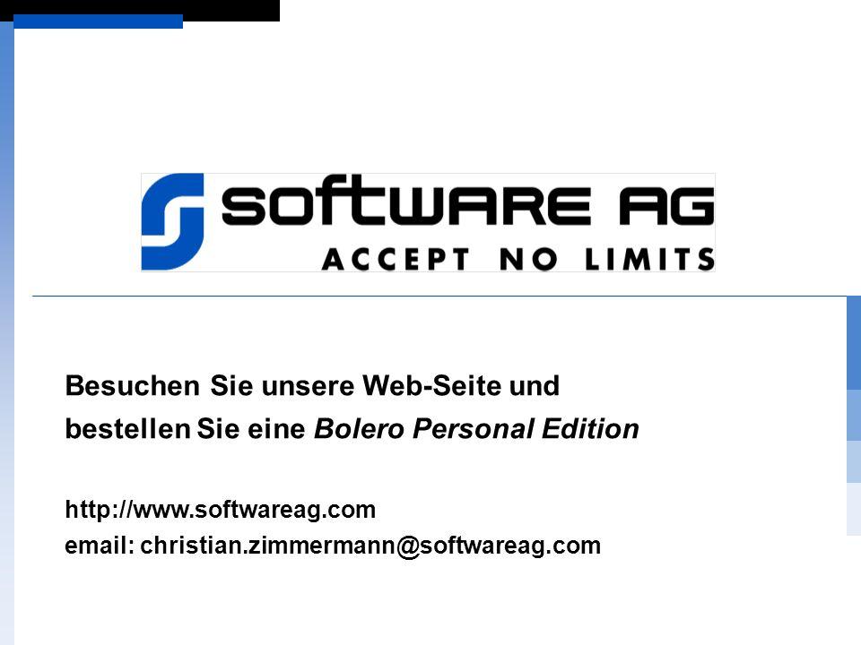 Besuchen Sie unsere Web-Seite und