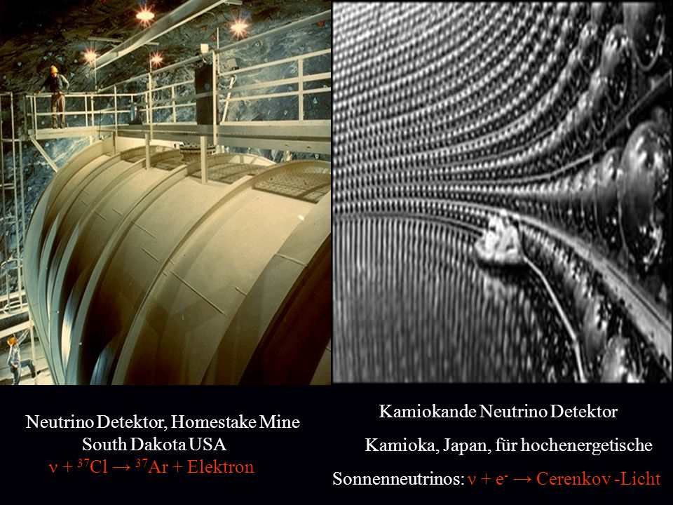 Kamiokande Neutrino Detektor