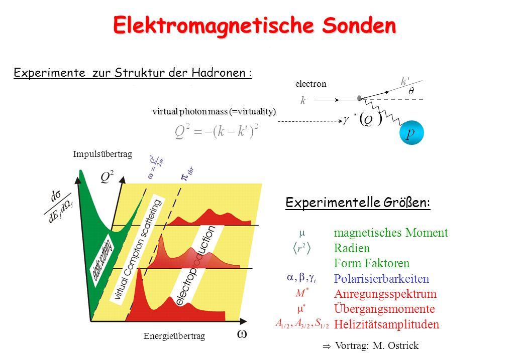 Elektromagnetische Sonden