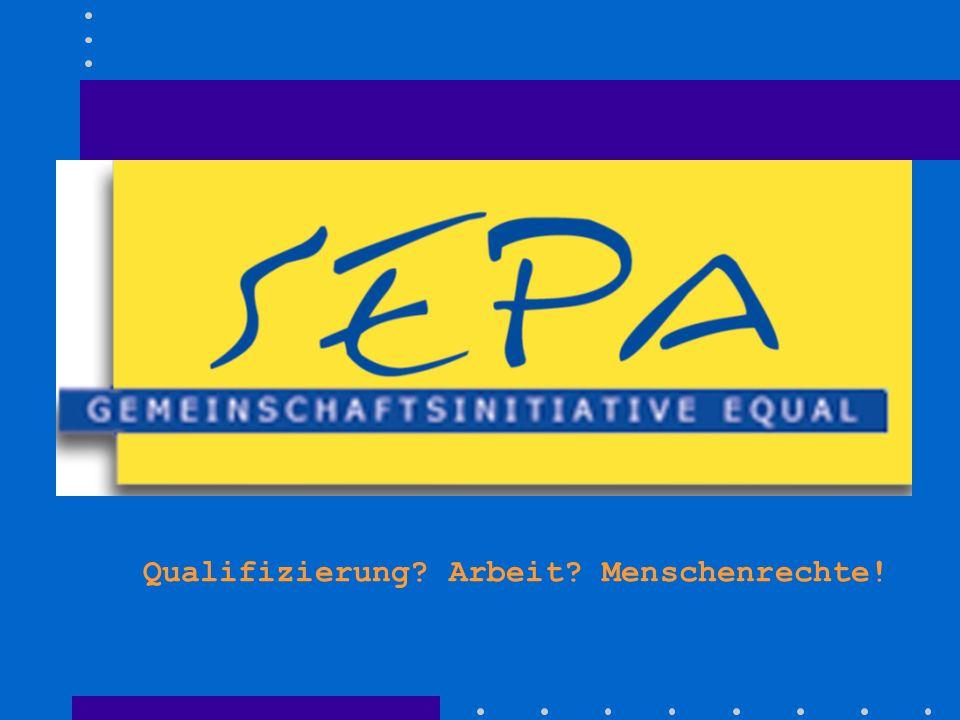 Qualifizierung Arbeit Menschenrechte!