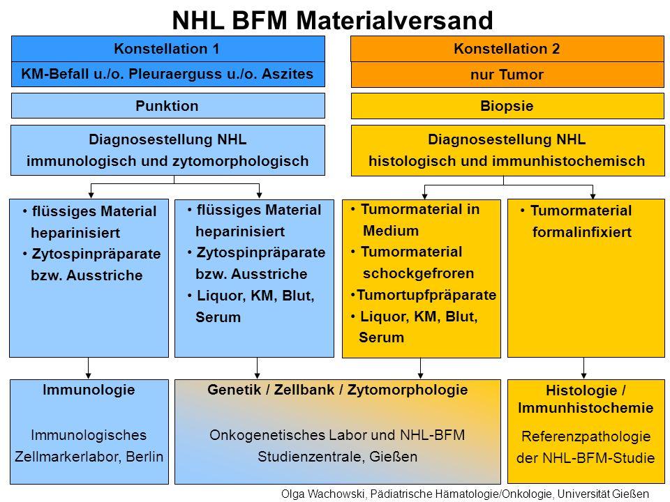 NHL BFM Materialversand