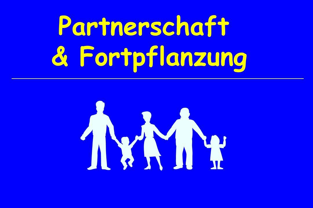 Partnerschaft & Fortpflanzung