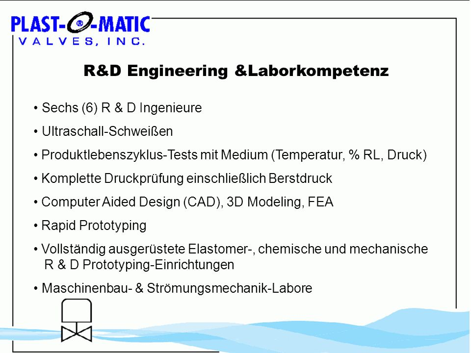 R&D Engineering &Laborkompetenz