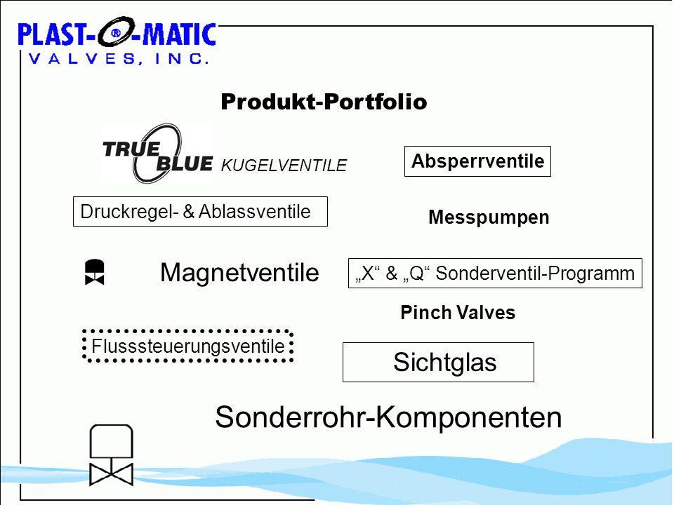 Sonderrohr-Komponenten