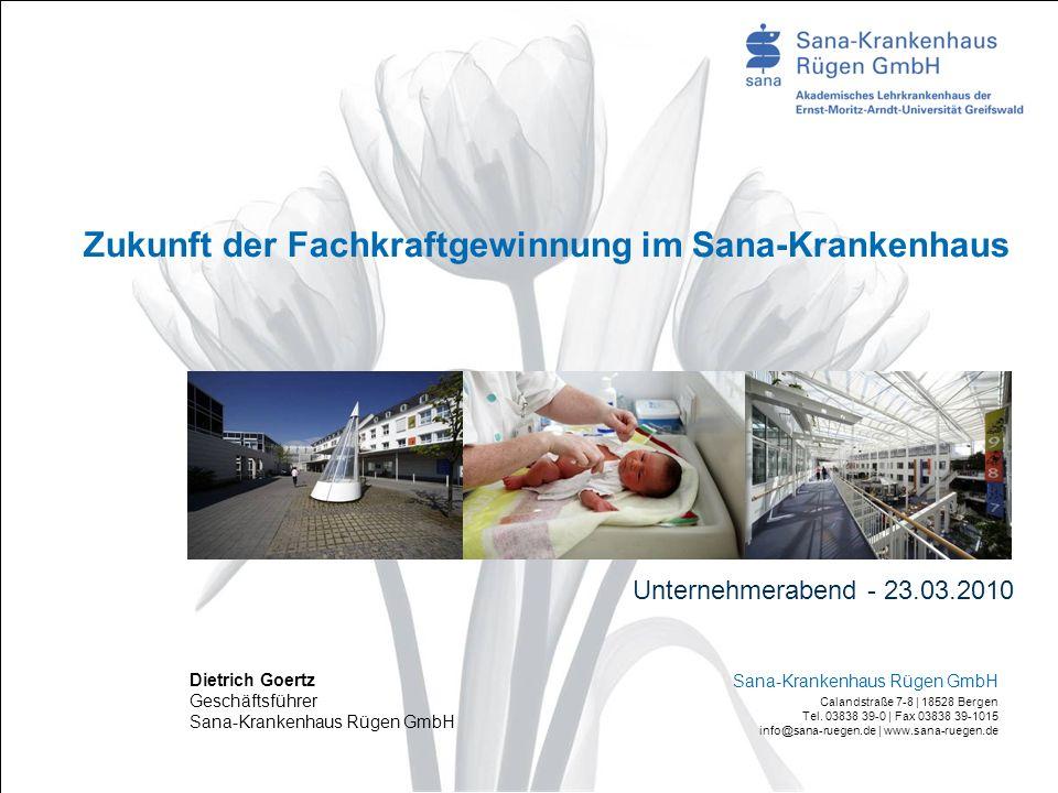 Zukunft der Fachkraftgewinnung im Sana-Krankenhaus