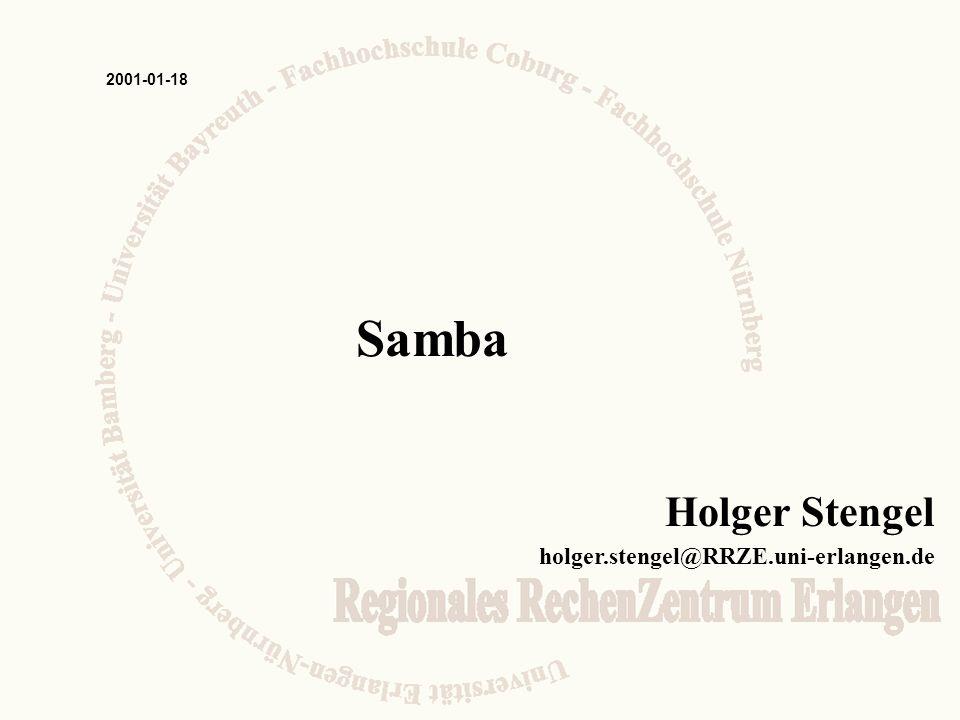 2001-01-18 Samba