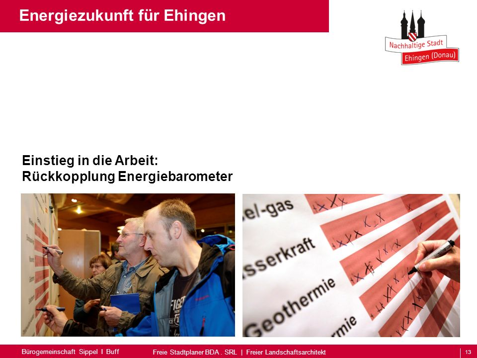 Energiezukunft für Ehingen