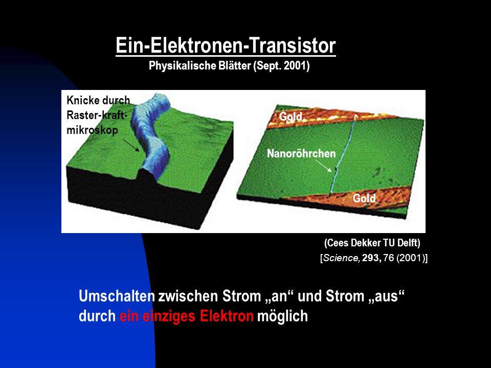 Physikalische Blätter (Sept. 2001)